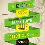 Danny Lloyd Live at Cotton Club (SPA) [12.05.2012]