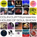 COLIN CURTIS PRESENTS THE HOUSE OF SOUL SHOW 22ND SEPTEMBER 2017