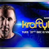 Dave Juric & J-Slyde - Live at Krafty Kuts Boat Party - Dec 2016