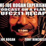 Podcast on a Plane UFC 211 Recap