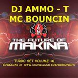 DJ Ammo T & MC Bouncin D- Project Production Turbo Set Volume 10