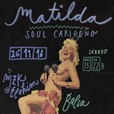 Matilda @ Balsa - ELOHIM BARROS LIVESET