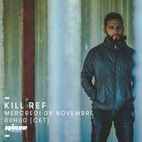 KILL REF_Ep. I_08.11.2017 @ Rinse France