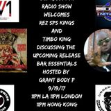 BDSIR NETWORK PRESENTS: RePPiN4U HIP HOP SHOW - THE LIFE OF KINGS!