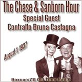 The Chase & Sanborn Hour - Guest Is Bruna Castagna (08-01-37)