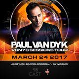 Live at Paul Van Dyke (3-24-17 at 45 East in Portland, OR)