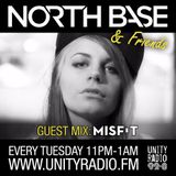 North Base & Friends #19 Guest Mix by MISFIT [2017 01 31]