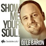 SOULSIDE RADIO CLUB DJ LE BARON Exclusive Guest Mix Session 01 2017