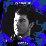 Benny L FABRICLIVE Promo Mix