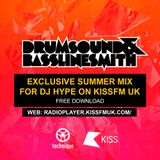 Drumsound & Bassline Smith - Exclusive Mix For DJ Hype - KissFMUK