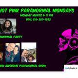 Hot Pink Paranormal Mondays