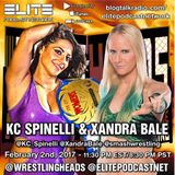 #WHRADIO: @KC_Spinelli & @XandraBale LIVE