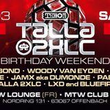 Talla 2XLC - live @ Talla 2XLC Birthday (MTW Lounge Offenbach) – 17.03.2017