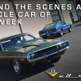 V8 Radio: Behind The Scenes At Muscle Car Of The Week
