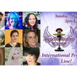 International Psychics Line! …Psychics Live From Around The Globe!
