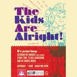 The Children's Room Kids Are Alright (15/4/17) with Amadeo