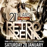 Greg S. @ 21 years Retro Arena (28-01-2017) Bocca