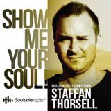 PODCAST SOULSIDE RADIO - STAFFAN THORSELL EXCLUSIVE GUEST SESSION (06.2017)
