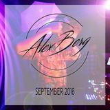 Alex Berg - September 2016 Podcast