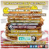 "Insane & Mind ""Live"" London Pirate Radio - 1991-2017 Hardcore - 28th Feb 2017"