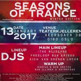 Eich - This Is Waves 018 / (Seasons Of Trance, Live 13.01.17 in Oslo)