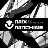 Mix Machine 316 (5 Apr 2017)