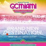 Chus & Ceballos - live @ Groove Cruise 2017 (Miami, United States)
