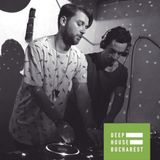 Deep House Bucharest podcast #12 - Amarú & Steppi K