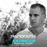 Kazimour live @ Panorama - 20161021