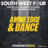 2017.08.26 - Amine Edge & DANCE @ South West Four Festival - Clapham Common, London, UK