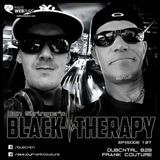 DubCntrl & Frank Couture - Black Therapy EP107 on Radio WebPhre.com