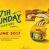 BlasterJaxx - Live @ 7th Sunday Festival (Eindhoven, Netherlands) - 04-JUN-2017
