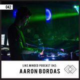 Like.Minded Podcast 042: Aaron Bordas