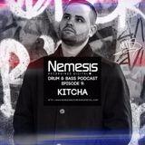 Nemesis Recordings Podcast #9 Kitcha