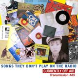 Transmission 65: Songs They Don't Play On The Radio