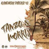 Klangwerk Radio Show - EP043 - Tanzo & Morris (Total Groove)
