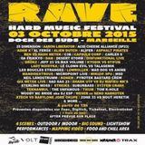 RAVE Hard Music Festival France (Promo mix by Mandidextrous)