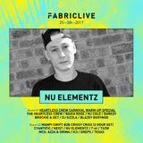 Nu Elementz FABRICLIVE Promo Mix