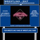 Squared Circle Cafe: We Will Show No Mercy