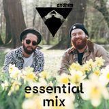 andhim - Essential Mix (Radio One)