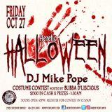 DJ Mike Pope's Heretic Halloween 2017
