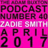 EP.40 - ZADIE SMITH