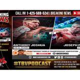 Anthony Joshua vs Joseph Parker OFFICIALLY on Showtime NOT HBO