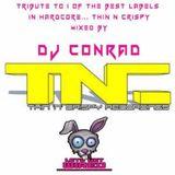 DJ CONRAD thin N crispy session \0/