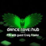 Dance:Love:Hub presents Craig Fowler - 06.07.17