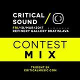 Critical Sound Slovakia 2017 - PHIXION DJ CONTEST