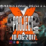 Ruhr'G'Beat Presents Project - X