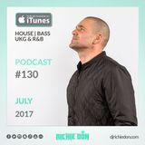 Richie Don Podcast #130 July 2017 | House - Garage - Bass - RnB - Top5 - Club Bangers - BassBox @djr