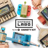 21 The Podcast about Nintendo Labo