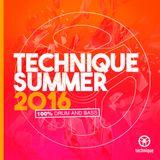 Technique Summer 2016 - Mini Mix By Kronology